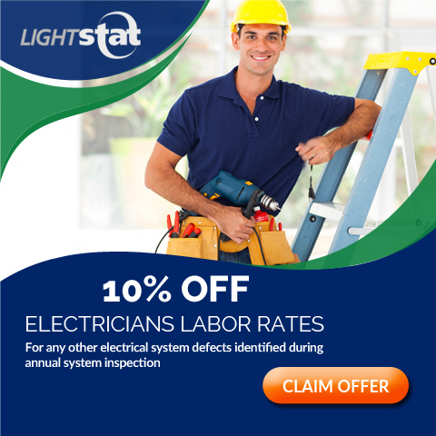 Discount on Electrical Services