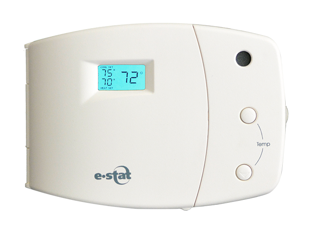 E-Stat Thermostat Product
